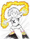 Dora The Explorer Joins XMen: Days Of Future Past