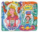 Children's Book Illustration by Tim Estiloz