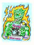 Press Pass for Rhode Island Comic Con 2014