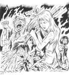 The Walking Dead - Original Art / Variant Cover
