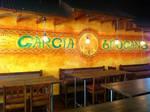 Aztec / Irish themed wall mural