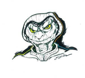Cobra - Character Concept Art