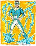 Superhero - Comic Con Commission