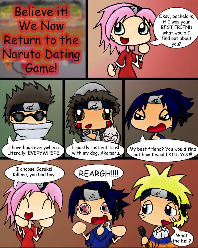 Play Naruto Dating Game Game Online - HeroesArcadecom