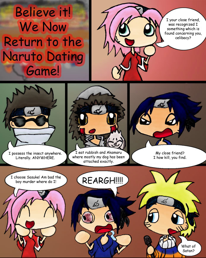 naruto dating games for guys A dating sim you tell him to lay off with the hands steph agrees and backs off from the other guy there's plenty of business casual guys.