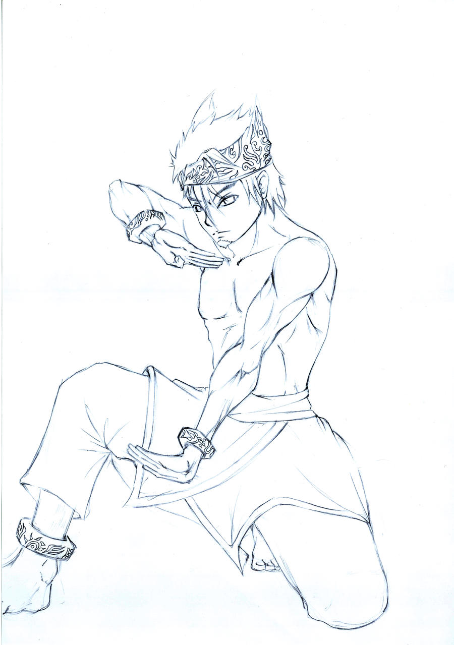 PENCAK SILAT BOY by Xceith