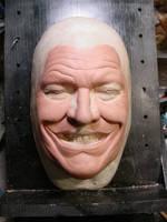Nicholson joker  Makeup sculpt by MR-BARLOW