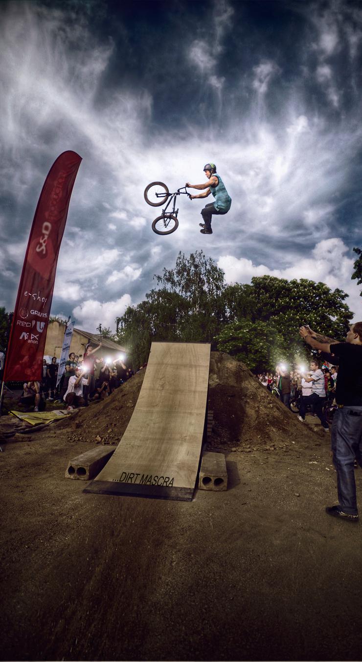 BMX by semyk3