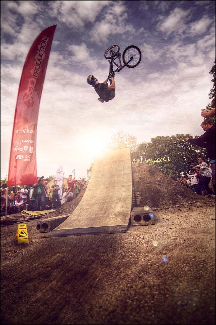 BMX jam by semyk3