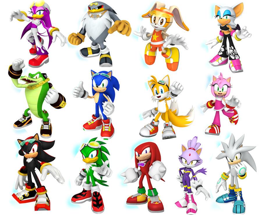 Free Sonic - фото 7
