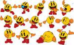 Classic Pac-Man Wallpaper