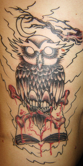 Owl Tattoo Designs Gallery Picture 4