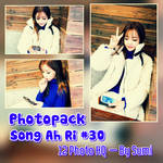 Photopack Song Ah Ri #30 - By Sumi