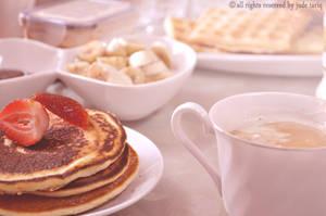 simple breakfast by judetariq