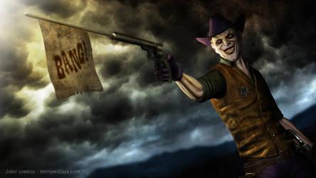 Joker cowboy