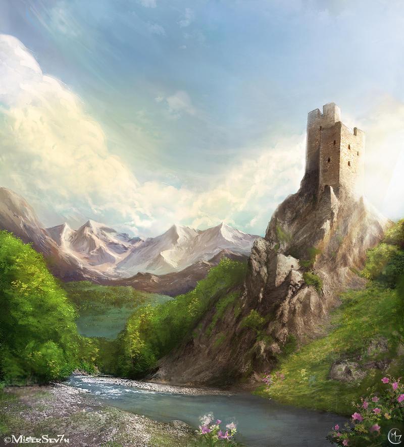 Kavkaz - The Land of My Ancestors... by MisterSev7n
