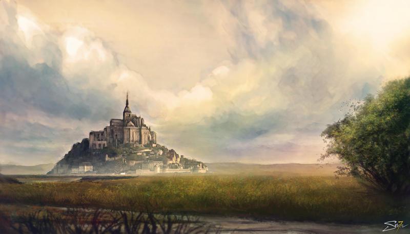 Unknown Citadel by MisterSev7n
