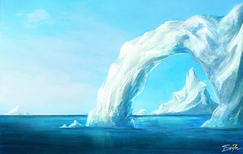 Iceberg by MisterSev7n