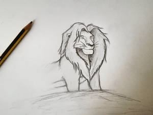 | Mufasa, The Lion King |