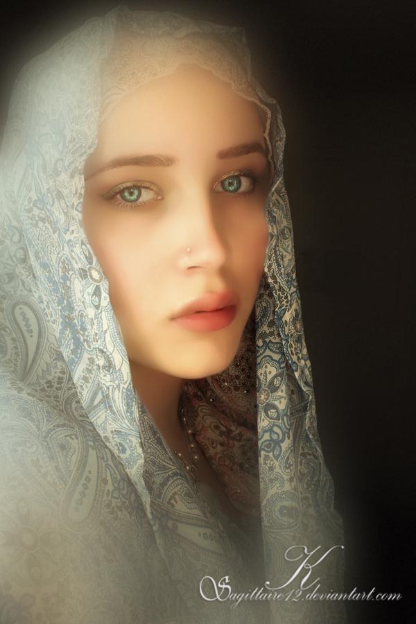 Splendor of the Veil by kaderart