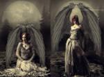 Jessica Angel And Devil