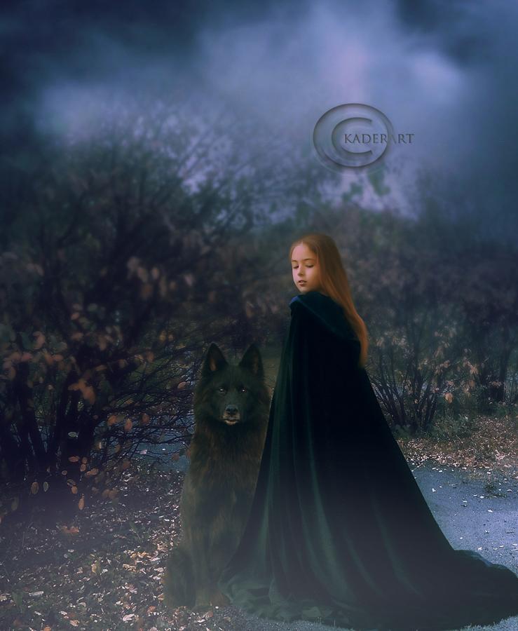 Little Witch by kaderart