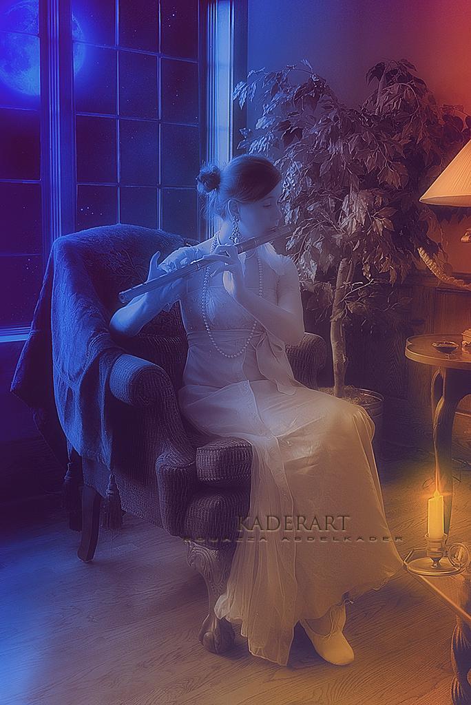 MELODY NIGHT by kaderart