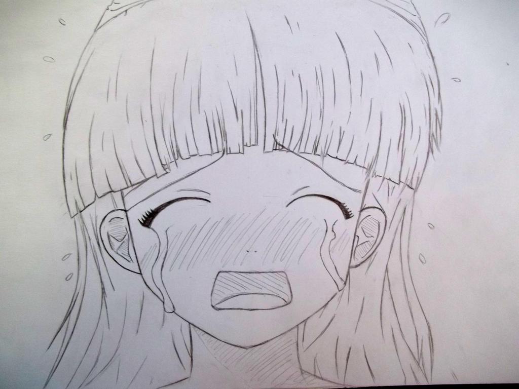 Crying girl by The-sad-Chibi-Boy on DeviantArt