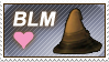 FFXI - Black Mage Stamp by dhkite