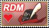FFXI - Red Mage Stamp AF2