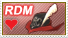 FFXI - Red Mage Stamp AF2 by dhkite