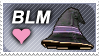 FFXI - Black Mage Stamp AF2 by dhkite