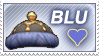 FFXI - Blue Mage Stamp by dhkite