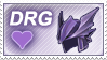 FFXI - Dragoon Stamp by dhkite