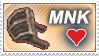 FFXI - Monk Stamp by dhkite