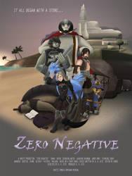 Zero Negative 'Movie' Poster by dhkite
