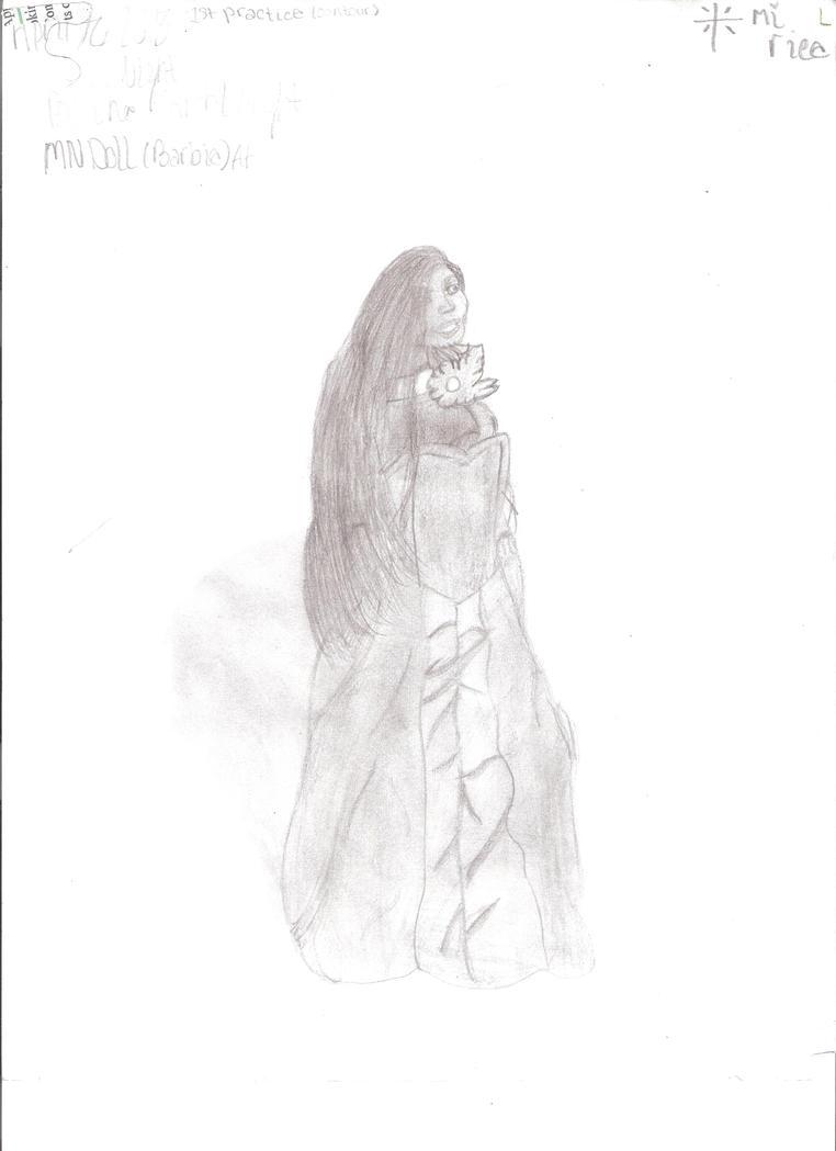 Contour Line Drawing Practice : Contour lines practice by karanagirl on deviantart