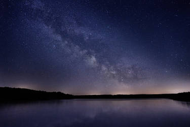 Milkyway by binarycamera