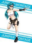 Juniper Montage