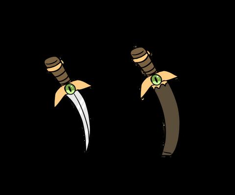 Knife For Larry