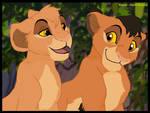 Tama and Malka - Sister and Brother