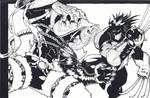 Gladiator Sabertooth+Wolverine