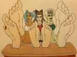 Foot Comparisons
