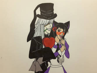 Undertaker's Valentine by DarkTickleVamp