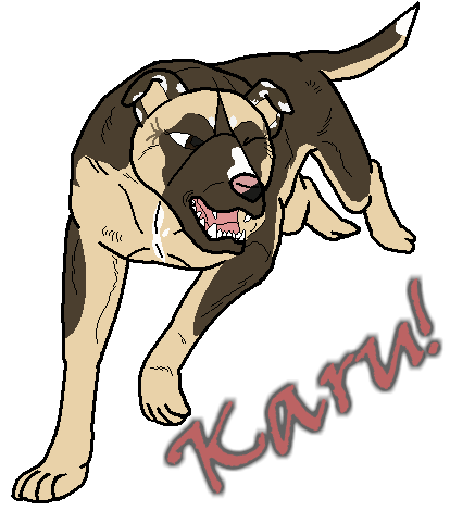 Fan-arts de Karu - Página 4 Karu_running_x3_by_karu12-d5czqv5