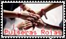 Pulseras Rojas-Stamp by Karu12