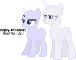 [MLP BASE - She said what?!]