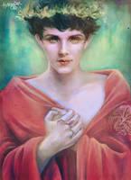 The Druid Boy King