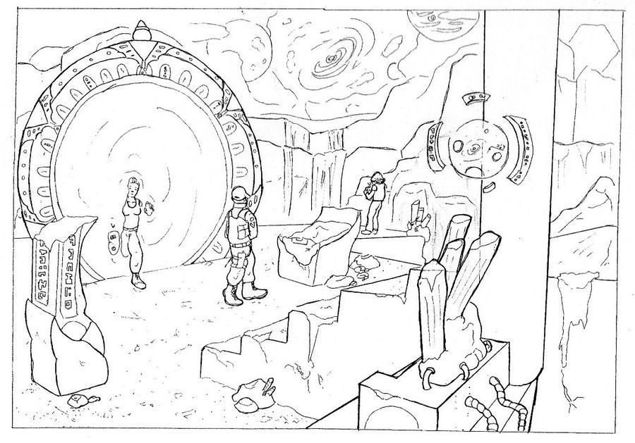 Stargate World by AM-Nyeht
