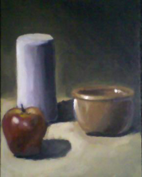Still Life Painting by AM-Nyeht